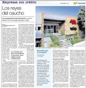 Economical News at Aragón by Periodico de Aragón 08.03.2015